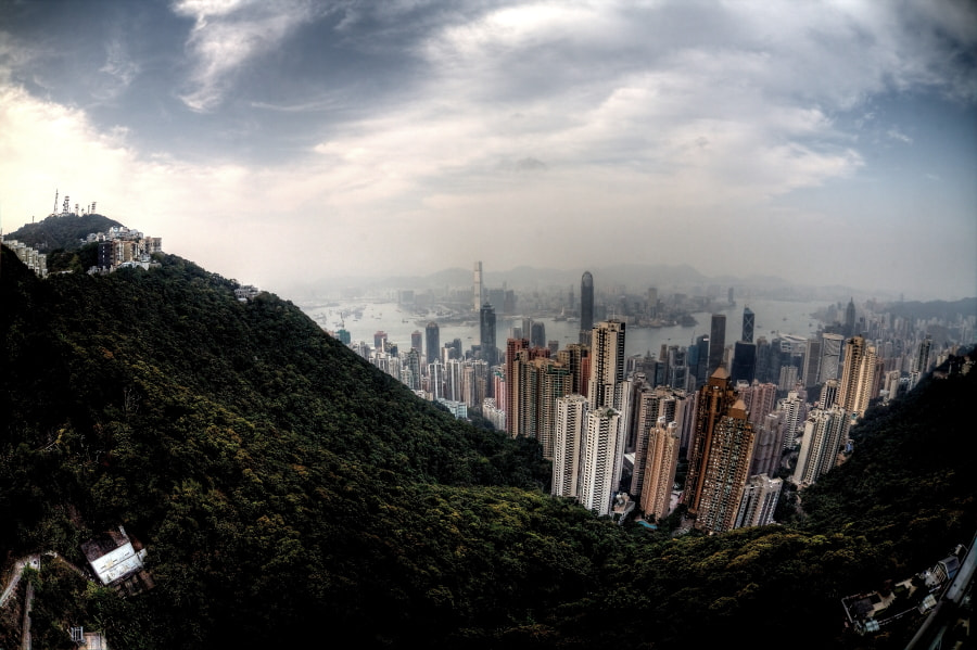 Photograph Hong Kong by Max Privette on 500px