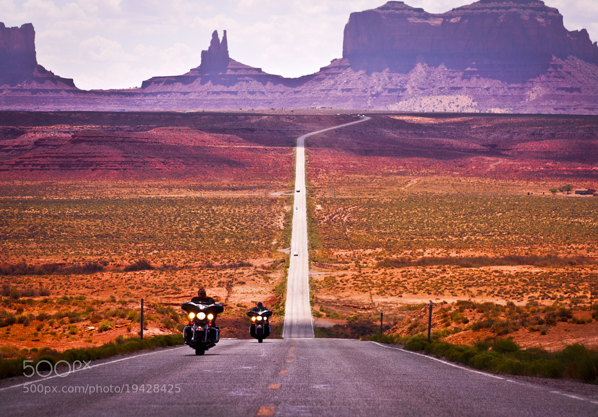 Photograph Easy rider by Stefano Termanini on 500px