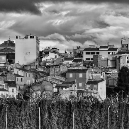 My city, Cieza, Sony DSC-HX400V, Sony 24-210mm F2.8-6.3