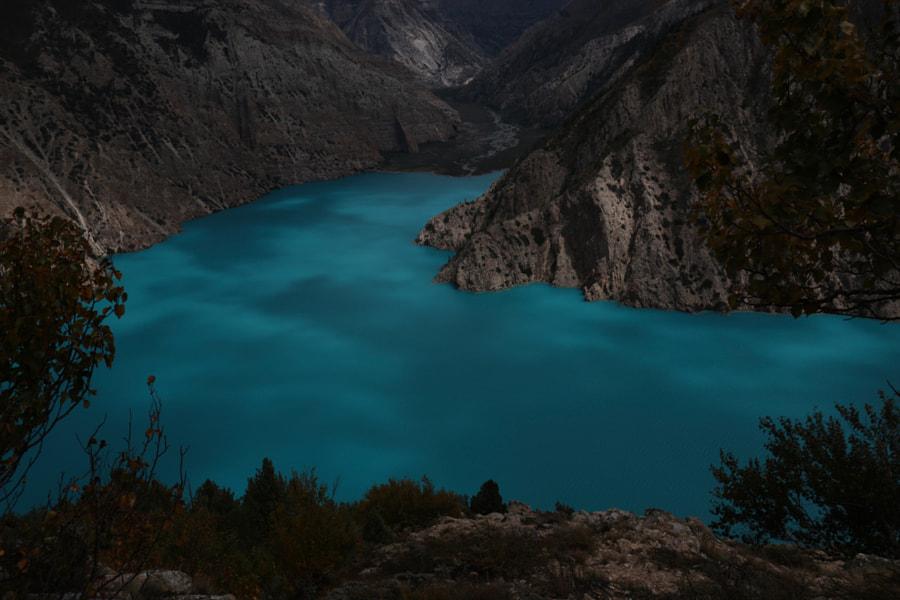 Phoksundo lake in upper dolpo by Rainer Stautz on 500px.com