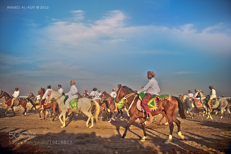 Photograph Equestrian Show - Oman by AHMED AL-AUFI on 500px