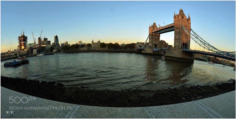 Photograph london  bridge by vasile valesecanu on 500px