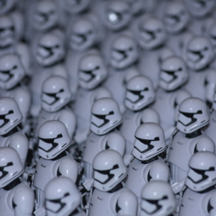 Stormtroopers, Canon EOS 40D, Sigma 50-200mm f/4-5.6 DC OS HSM