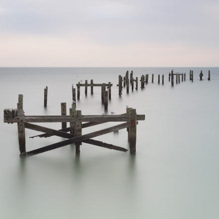Swanage Old Pier, Canon EOS 7D, Sigma 18-50mm f/2.8 Macro