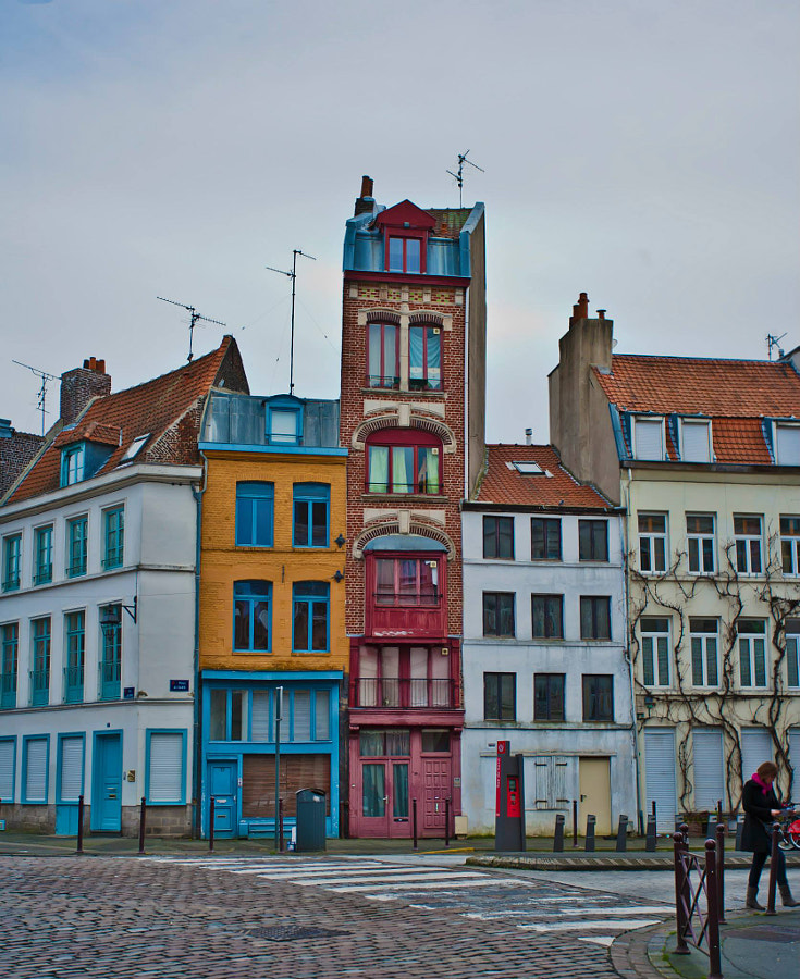 Lille by Boca on 500px.com