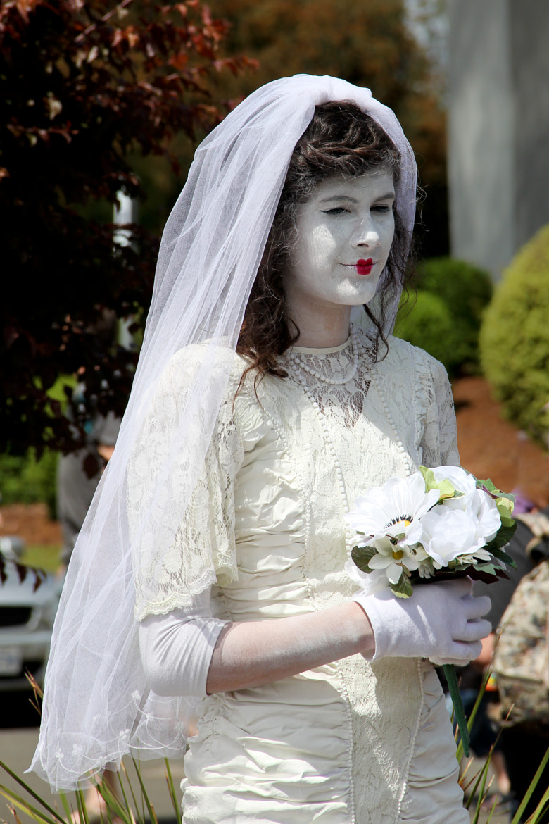 Photograph Living Statue Brides - Content by Donna Seen on 500px