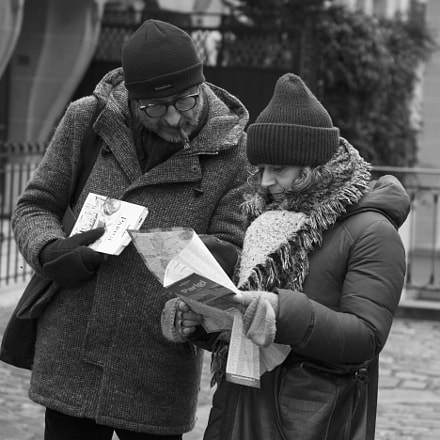 Somewhere in Montmartre, Canon EOS 5D MARK II, Canon EF 24-105mm f/3.5-5.6 IS STM