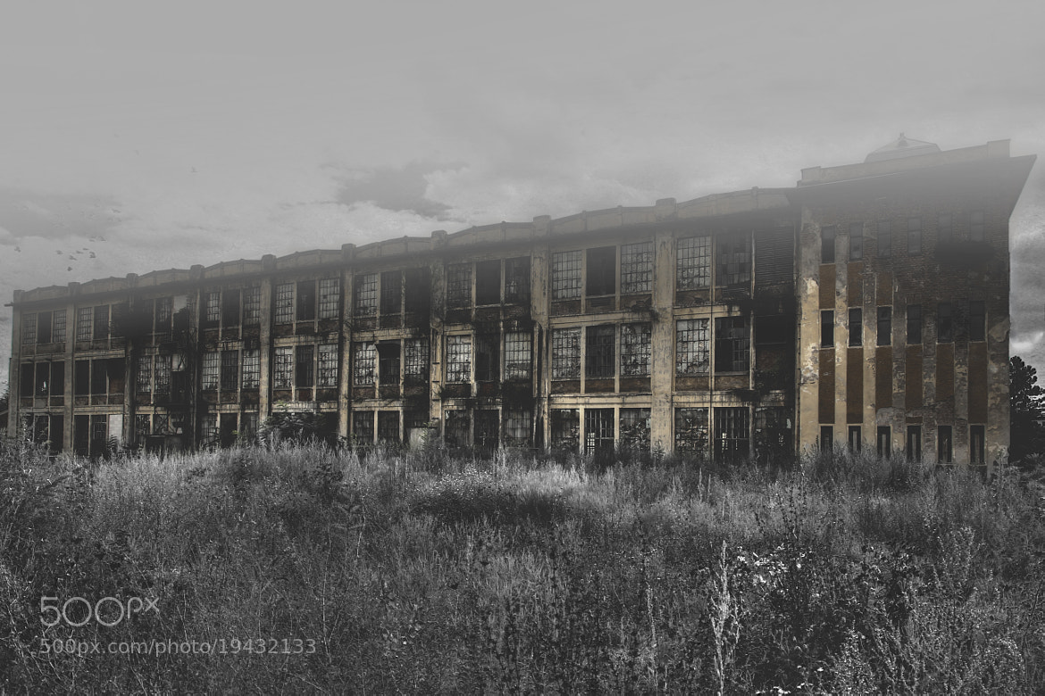 Photograph The old Spinning Mill by Tom  H. on 500px