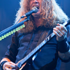 ������, ������: Megadeth Dave Mustaine