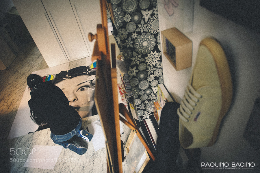 Photograph  IDIPSYDIVERZ by Paolino Bacino on 500px