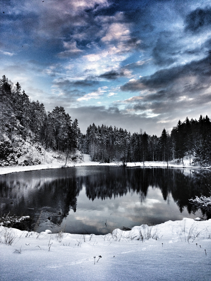 Photograph Into reflections by Elias Settevik on 500px