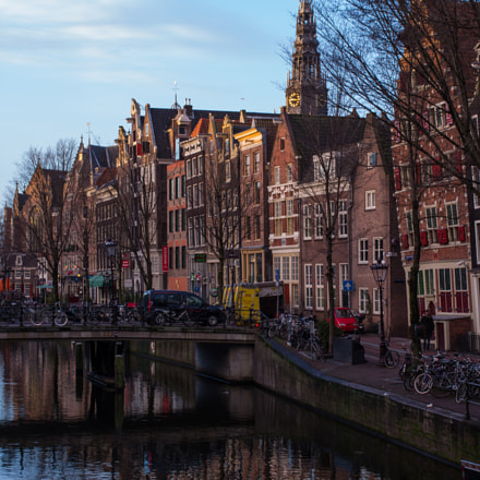 Morning@Amsterdam, Canon EOS 100D, Canon EF 40mm f/2.8 STM