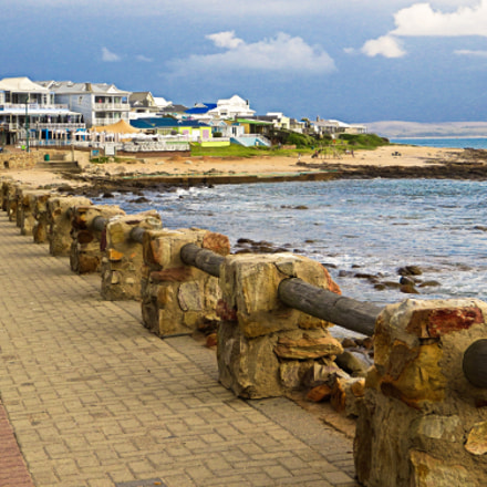 The point; Mossel bay., Canon POWERSHOT SX270 HS