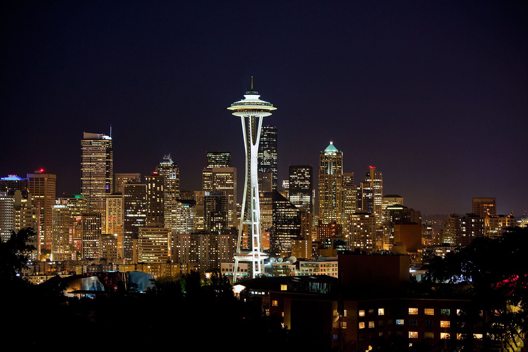 Photograph Seattle WA by Layne Freedle on 500px