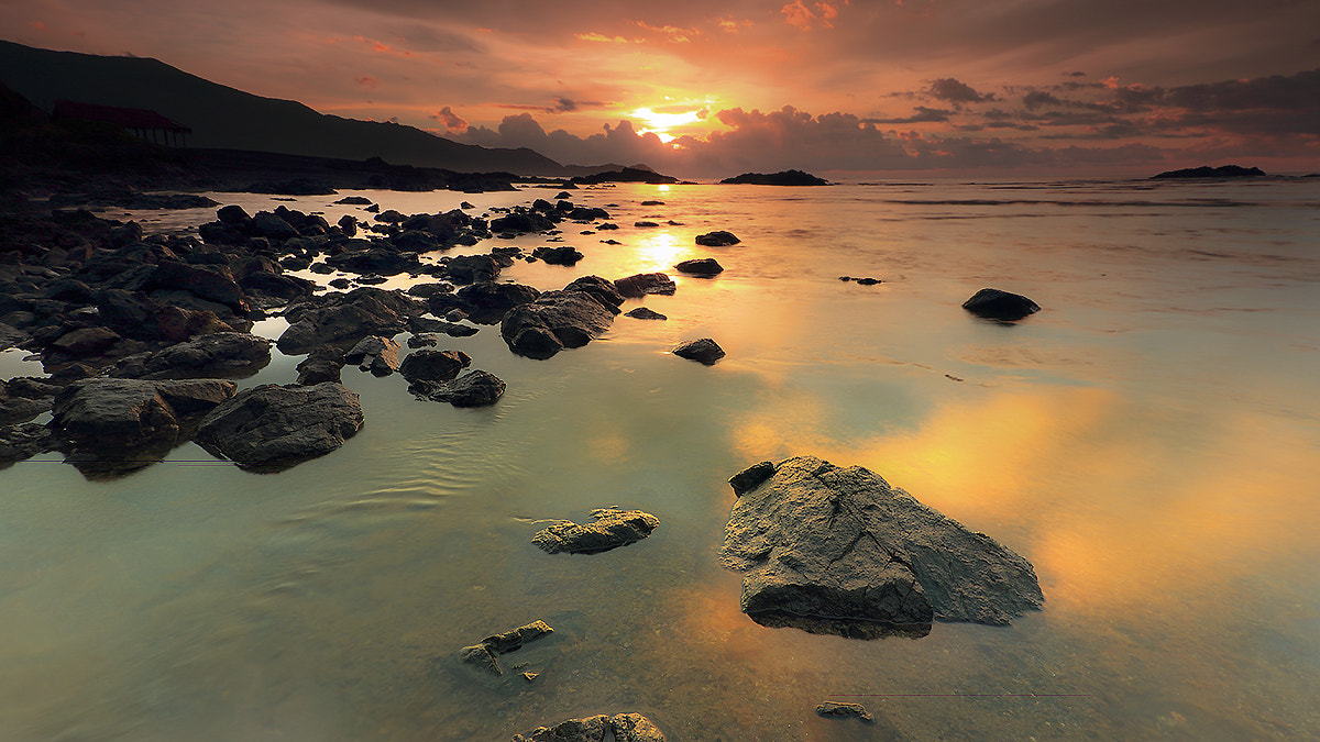 Photograph Rugged shores by carlos david on 500px