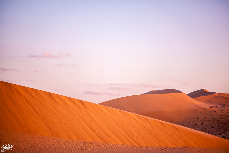 Photograph Sand dunes by Abdullah Al-Okime on 500px