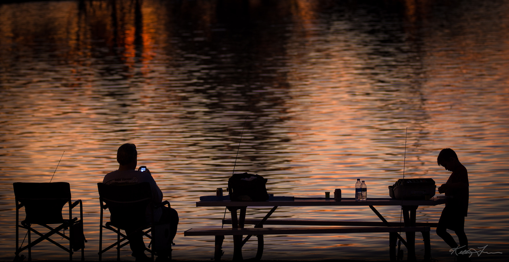 """Photograph """"Quality"""" Father & Son Time by Kelly Ford on 500px"""