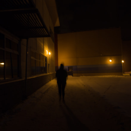 Night Walk, Canon EOS REBEL T5I, Canon EF-S 18-55mm f/3.5-5.6 IS STM