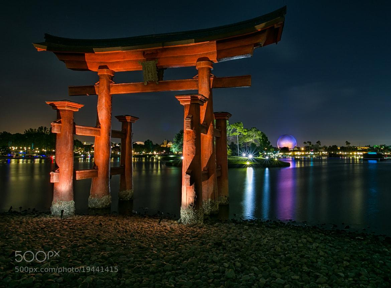 Photograph Torii Gate by Kurt Miller on 500px