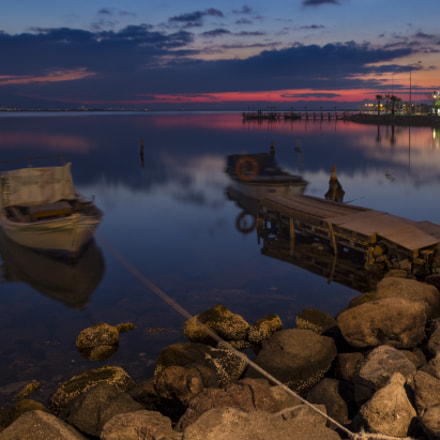 Evening reflections, Canon EOS 60D, Tamron AF 17-50mm f/2.8 Di-II LD Aspherical