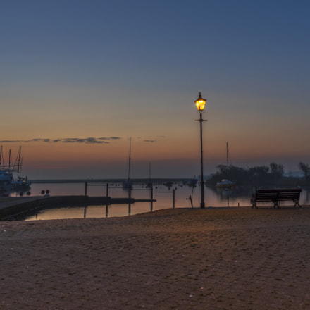 Quay Dawn, Canon EOS 5D MARK IV, Canon EF 24-105mm f/3.5-5.6 IS STM