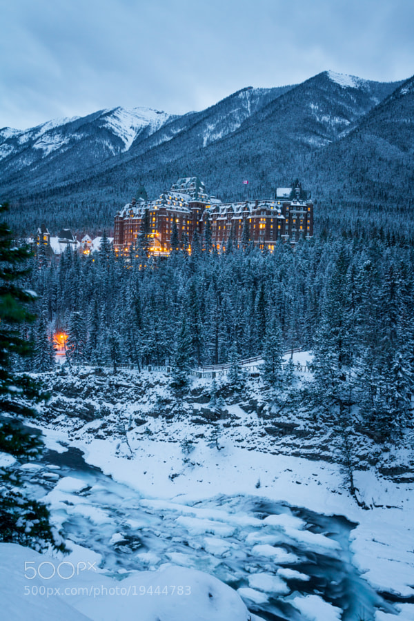 Fairmont Banff Springs Hotel by Bowen Clausen (bowenclausen)) on 500px.com