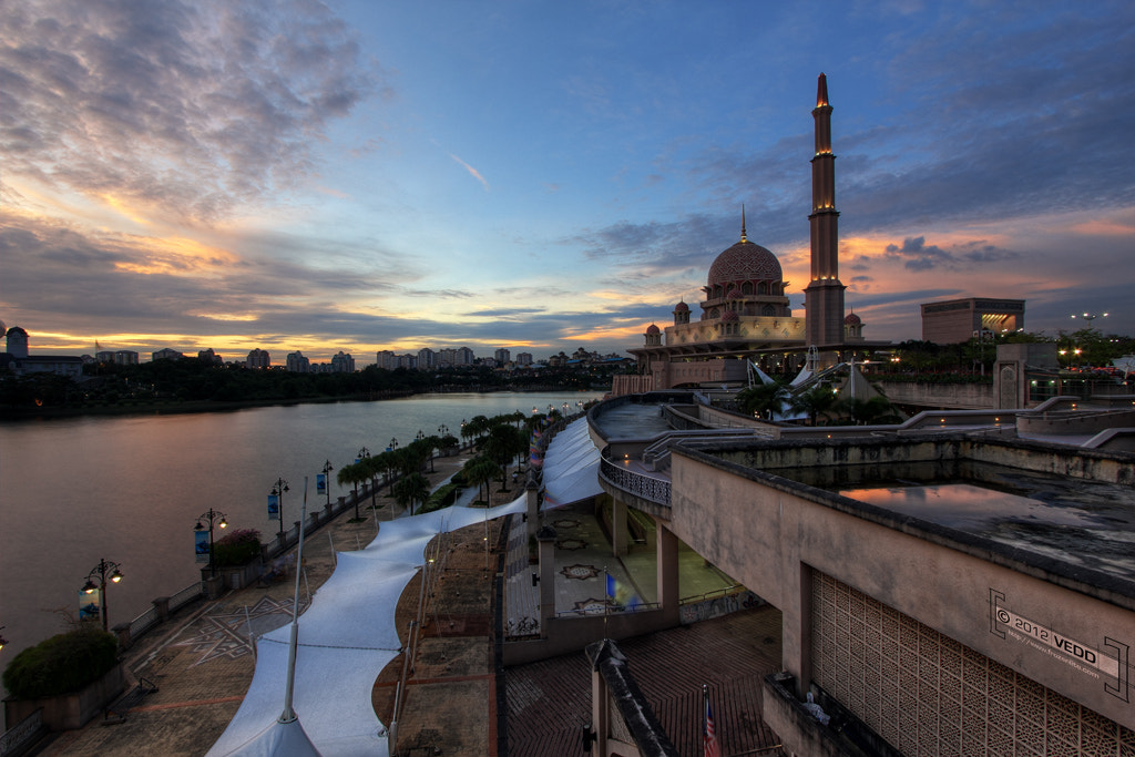 Photograph Putra Mosque by vedd edd on 500px