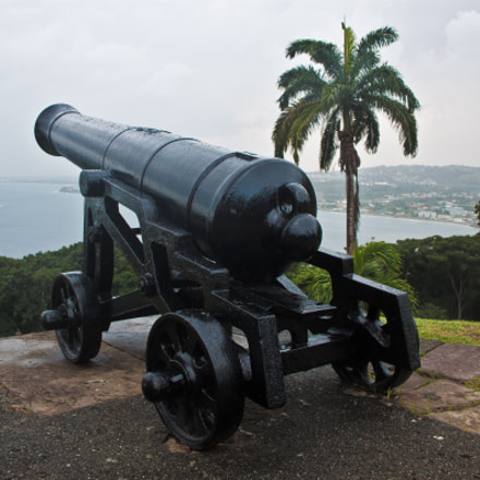 Fort George Tobago, Canon EOS REBEL T1I, Canon EF-S 18-55mm f/3.5-5.6 [II]