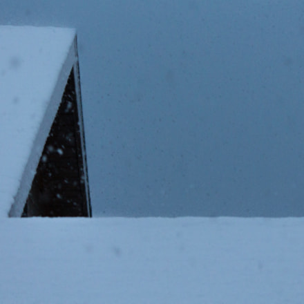 Snow Angles, Canon EOS REBEL T3, Canon EF-S 55-250mm f/4-5.6 IS II