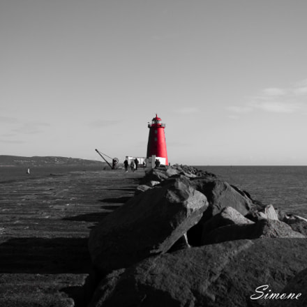 Poolbag Lighthouse, Canon EOS 60D, Canon EF-S 18-55mm f/3.5-5.6 IS II