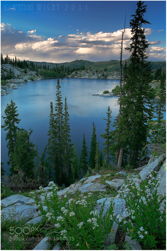 Photograph Lake Mary by Wayson Wight on 500px