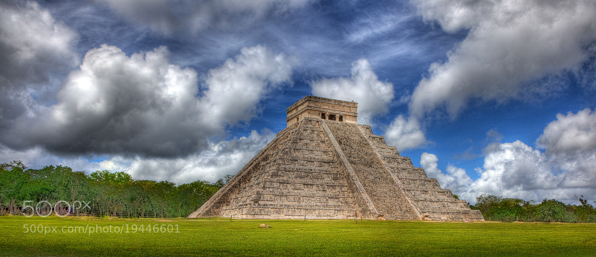 Photograph Chichen itza by Arturo Buenrostro on 500px
