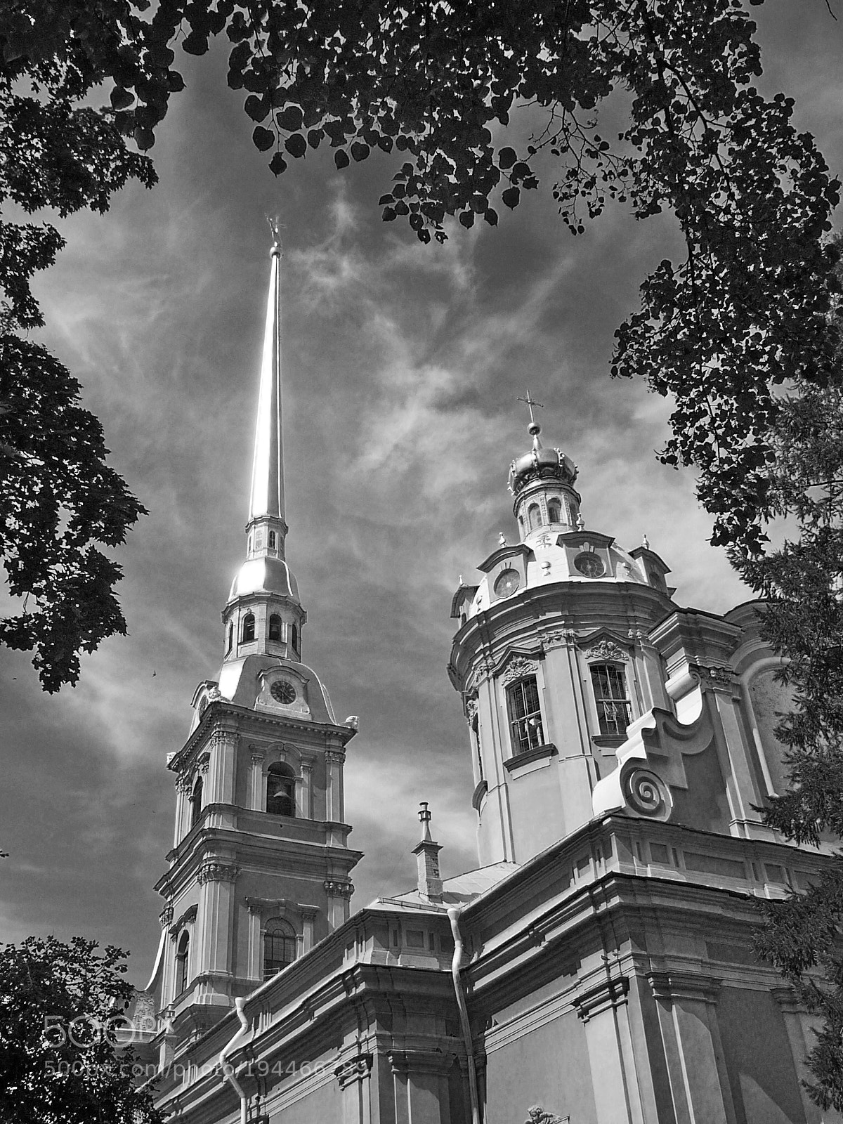 St.Petersburg temple