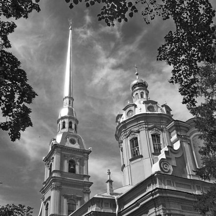 St.Petersburg temple, Panasonic DMC-LC50