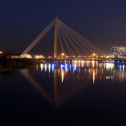 Southport by night..., Canon EOS 1200D, Canon EF-S 18-55mm f/3.5-5.6 III