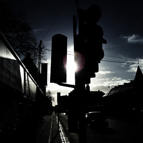 Traffic lights by Alfonso Martin Garcia (AlfonsoMartinGarcia)) on 500px.com