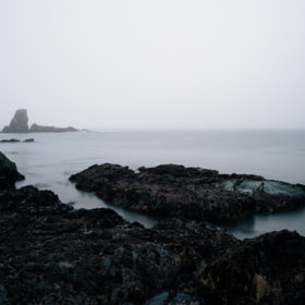 Gray Ocean by Brian Zeitler (bzeit)) on 500px.com