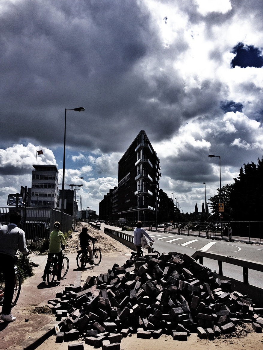 Photograph Amsterdam going down by Alfonso Martin Garcia on 500px