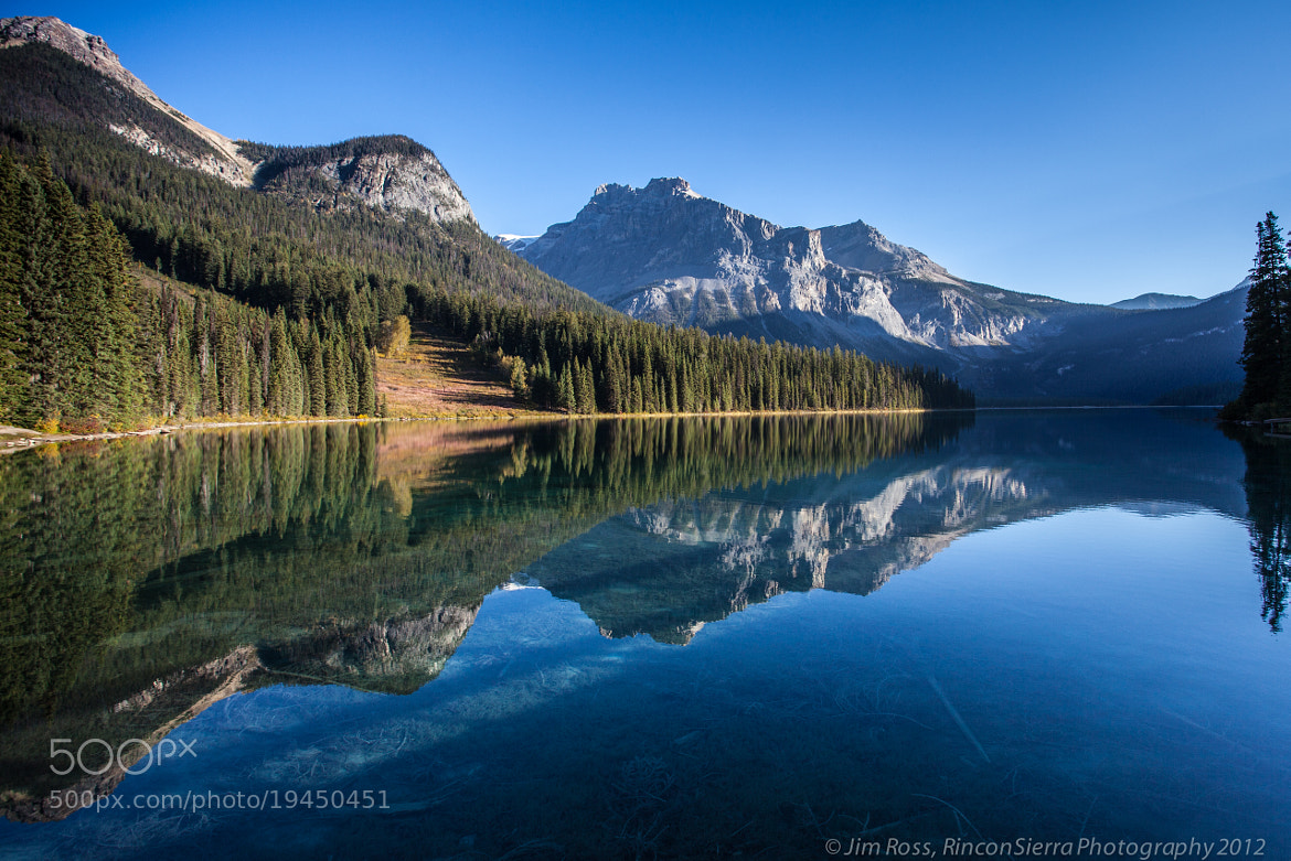 Photograph Early Morning at Emerald Lake!!! (Part I) by Jim Ross on 500px