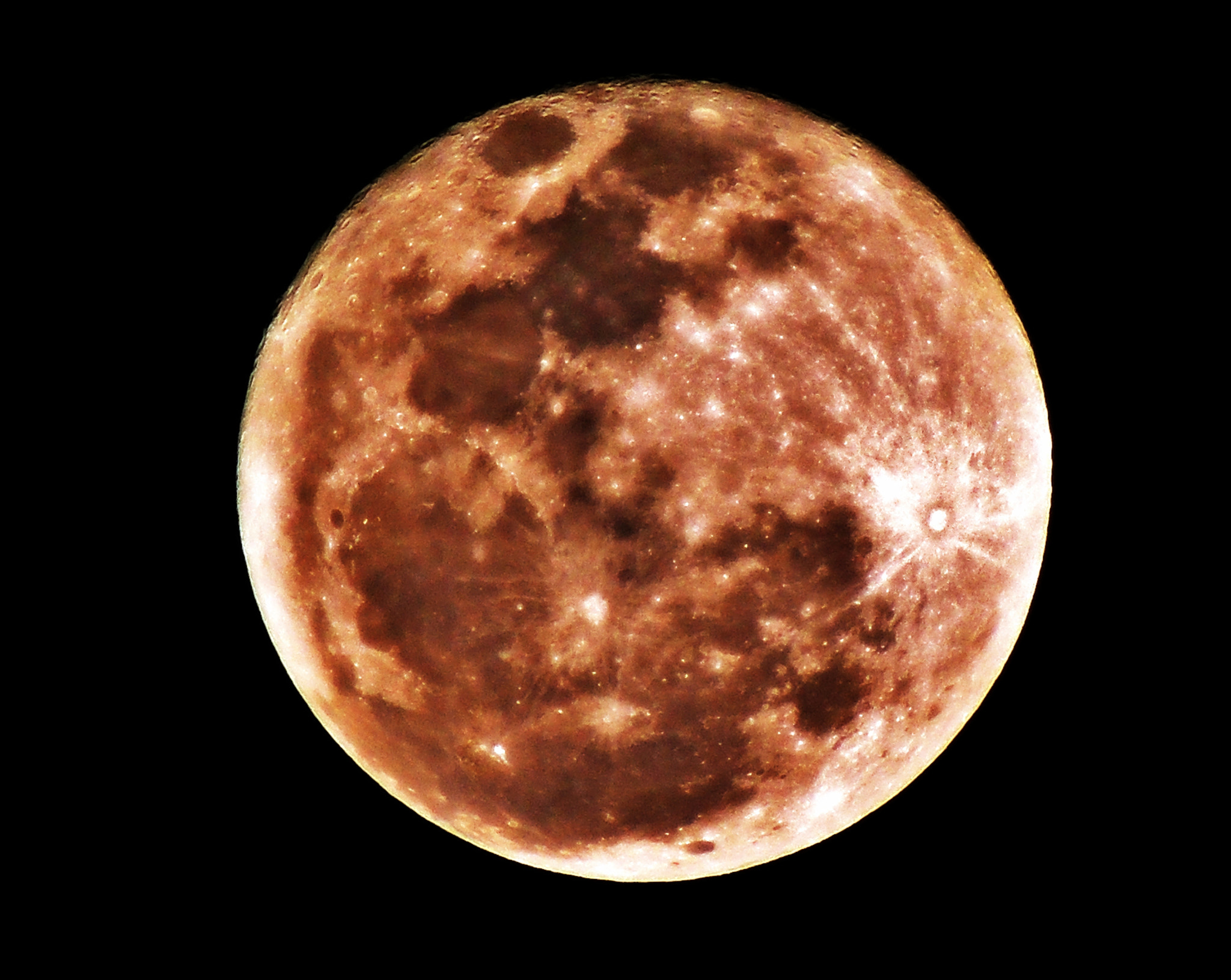 Photograph Full Moon ! by Ravi S R on 500px