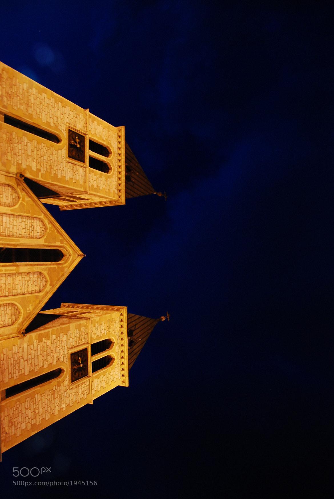 Photograph Towards the Sky by Johan Dahlberg on 500px