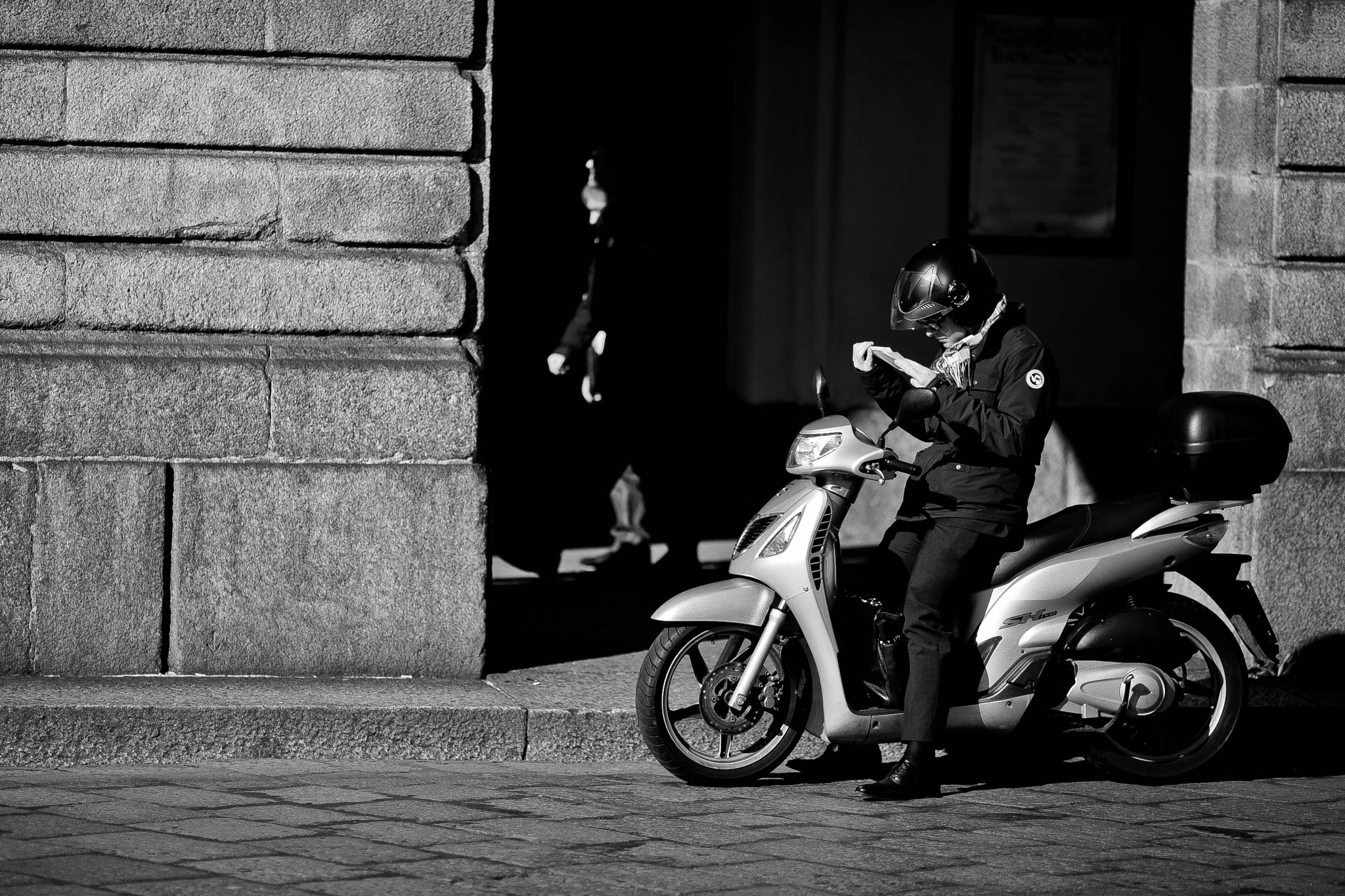 Photograph vespa by Sandra  Drljača on 500px