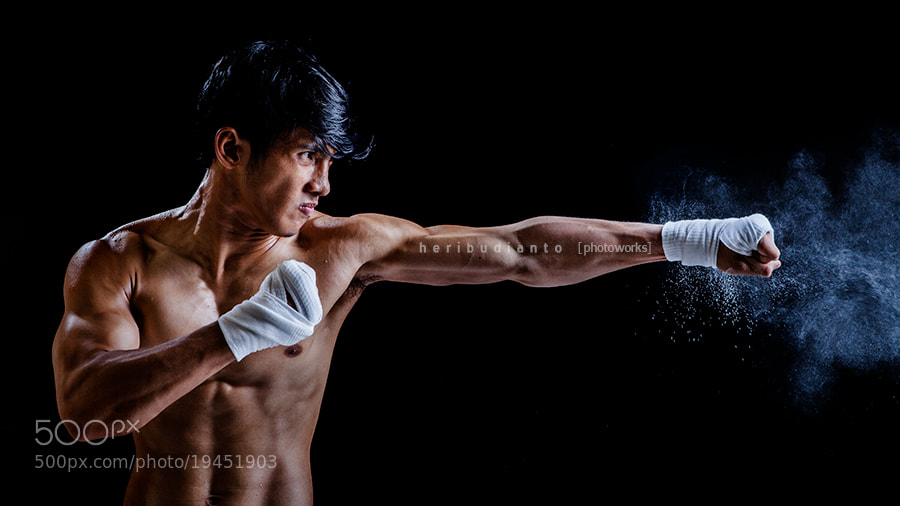 Photograph Fighter by Heri Budianto on 500px