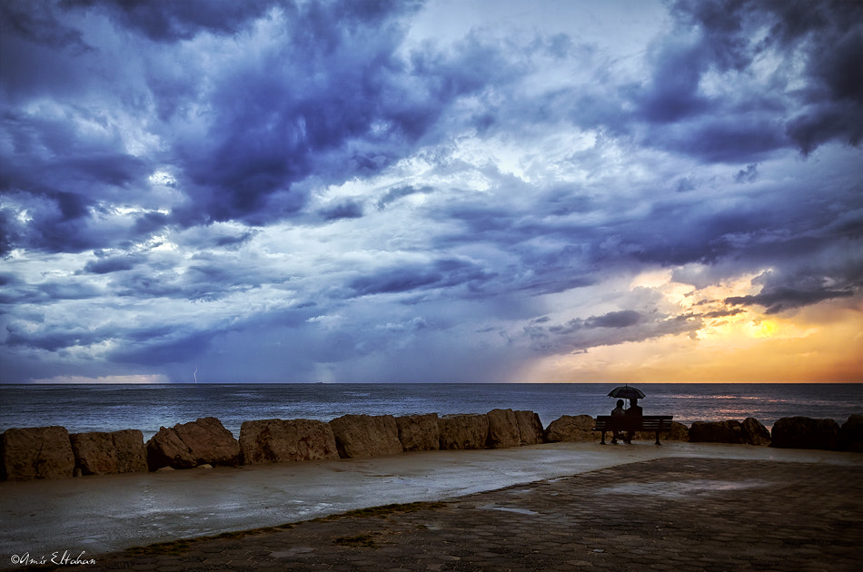 Photograph Storm Lovers by Amir Eltahan on 500px
