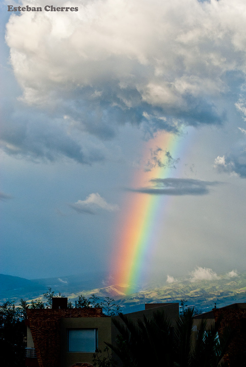 Photograph Rainbow in the Equator by Esteban Cherres on 500px