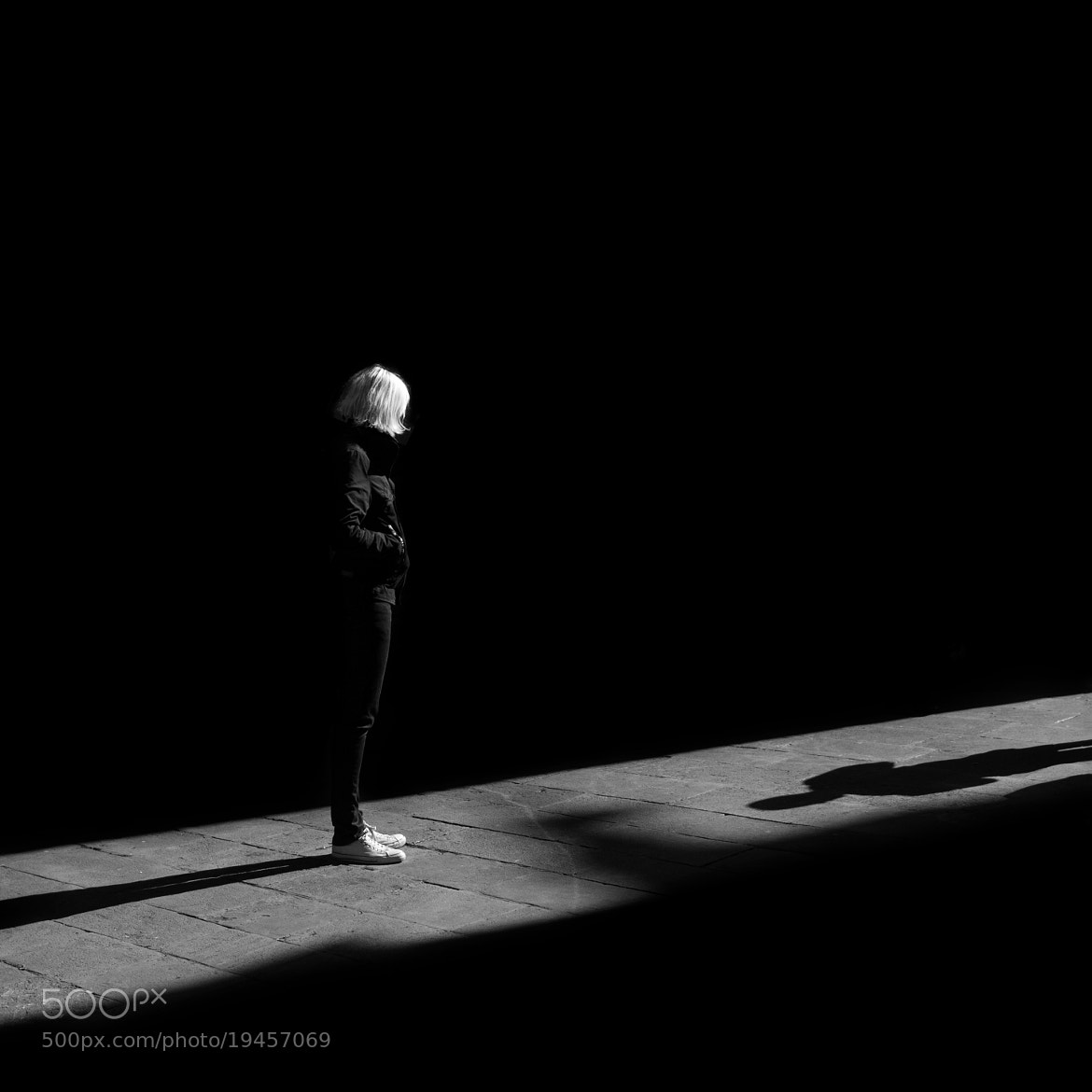 Photograph Sombras by Fermín Noain on 500px