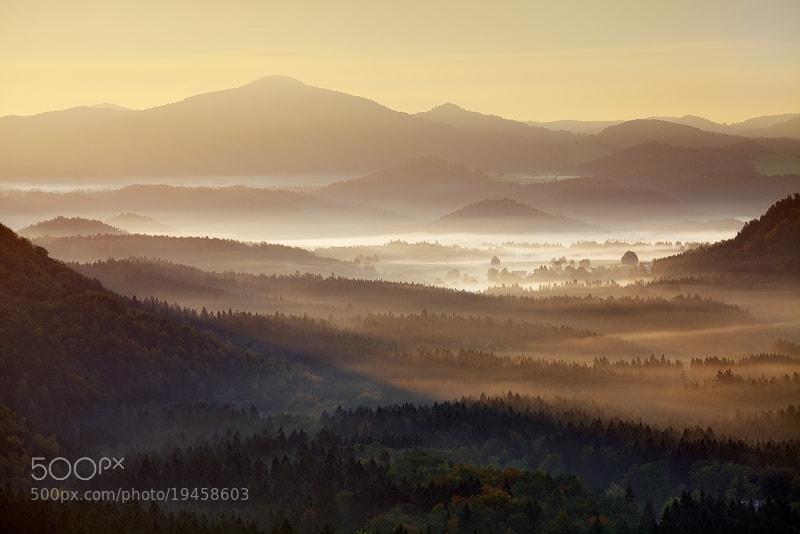 Photograph Magic Morning by Martin Rak on 500px