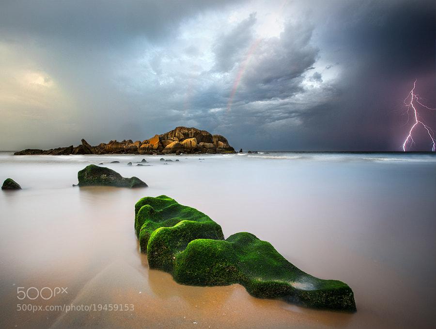 Photograph Pantai Penunjuk by lim theam hoe on 500px
