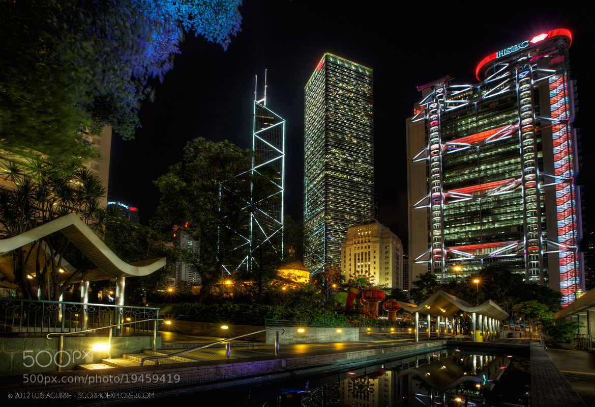 Photograph HSBC in Hong Kong by Luis Aguirre on 500px
