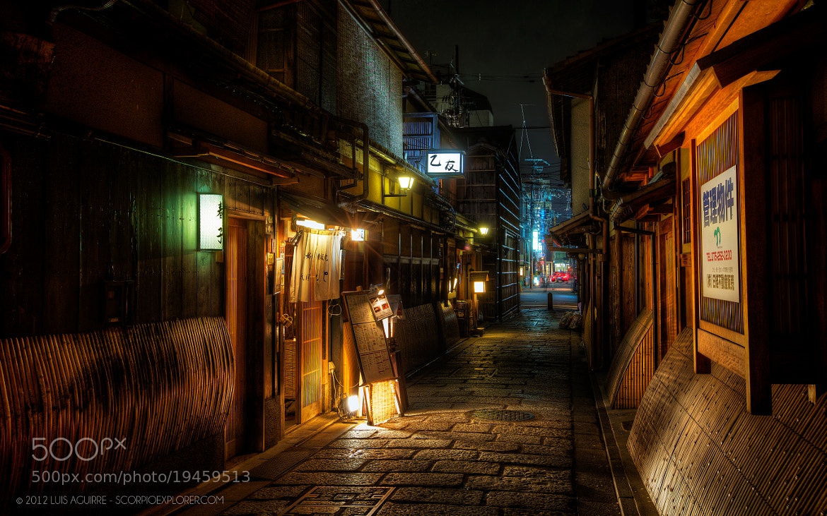 Photograph Restaurant in Kyoto by Luis Aguirre on 500px